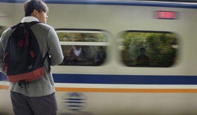 意外事故 发生 货物 影响 列车/台铁货物列车发生意外事故,影响7列次、1000多人。台媒图...