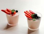 NO.011:春日甜美草莓慕斯杯