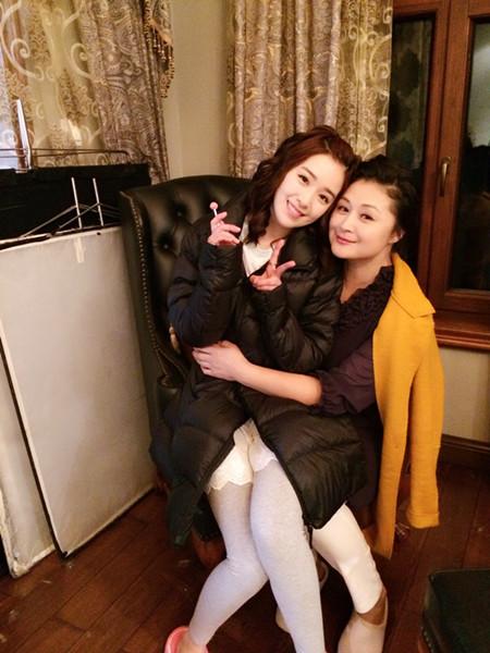 于月仙、阚清子感情要好 情似姐妹