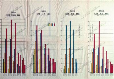 《集团移民现况一览表》文件,反映了日本移民的分布和数量状况。新华社记者 林宏 摄