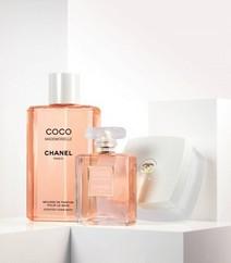 2014年,香奈儿倾情奉献两款全新限量产品,献给可可小姐香水的忠实拥趸:可可小姐香体泡泡浴露(限量版)与可可小姐香体磨砂乳霜(限量版)。
