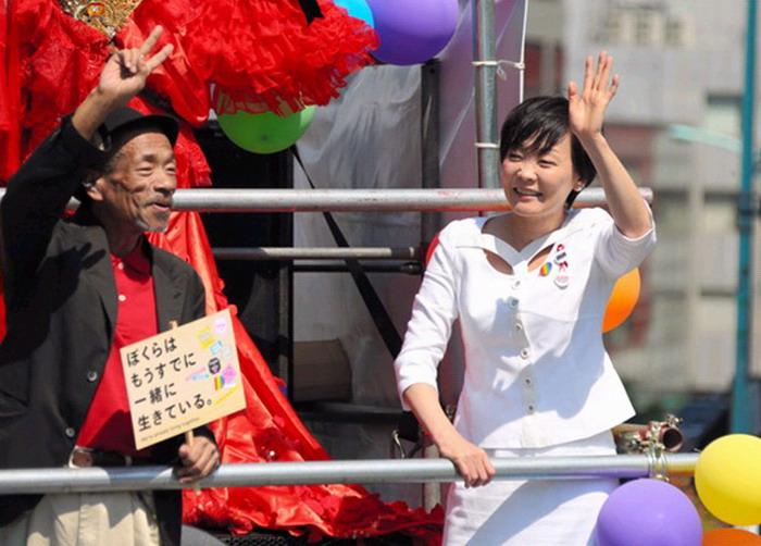 日本 安倍/日本首相夫人安倍昭惠右参加活动网页截图