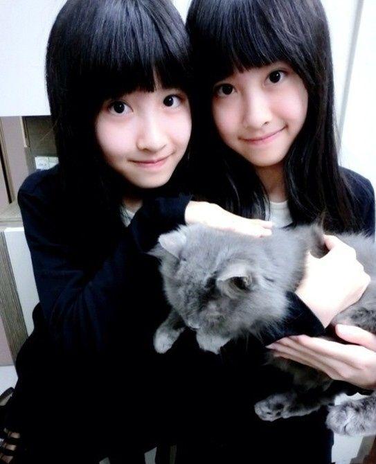人民网北京4月28日电(欧兴荣)台湾超人气双胞胎小美女sandy&mandy
