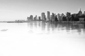 加拿大温哥华。资料图片