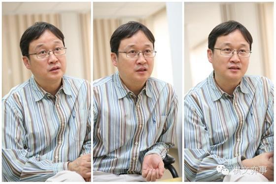 刘昌赫接受采访