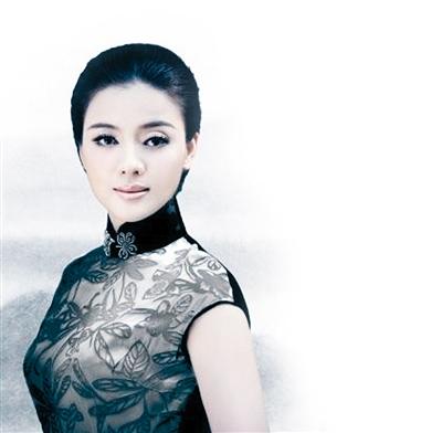 陈思思推新专辑 中国梦 音乐素材源于多年采风 图图片