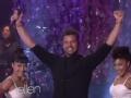 《艾伦秀第11季片花》瑞奇马丁唱世界杯宣传曲 电音马达臀引爆全场