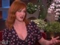 《艾伦秀第11季片花》S11E148 克里斯蒂娜揭《广告狂人》内幕