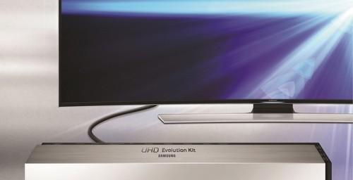 三星新款智能电视升级套件支持4K视频