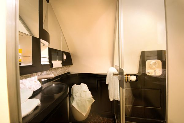 阿提哈德-空中寓所-淋浴室