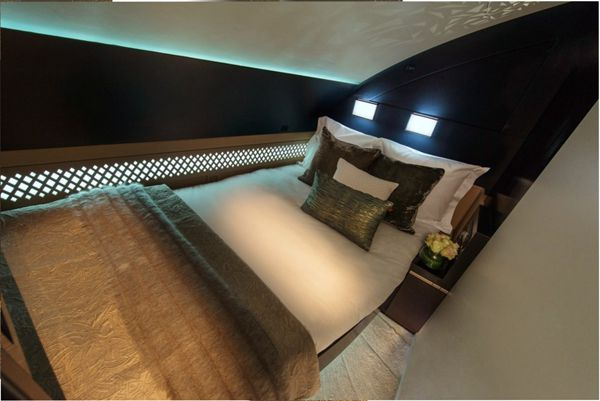 阿提哈德-空中寓所-卧室