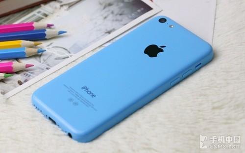 5种颜色可选 港版iPhone 5C降至3580元