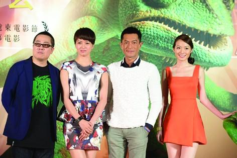 彭浩翔电影 《人间·小团圆》将于 已出轨的曾志伟、怀疑戴绿帽子的