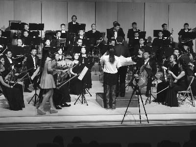 聂耳交响乐团首开音乐季 4场音乐会浪漫上演
