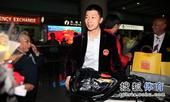 图文:国乒载誉归来 马龙春风得意