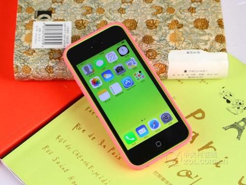 猛降300元 港版苹果iPhone5c仅售2999