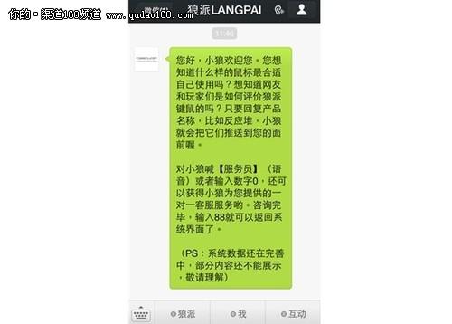 智能有趣 微信客服系统Team Wolf皓翱建-中国