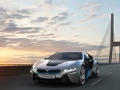 [海外新车]全新动力 宝马i8展示技术亮点