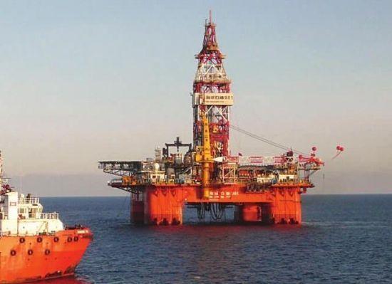 中国海洋石油981钻井平台