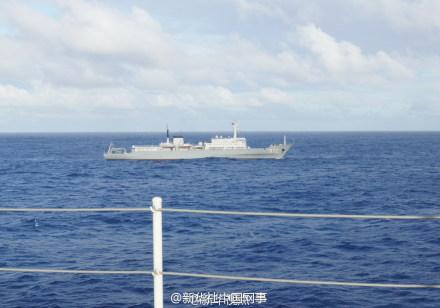 井冈山舰。资料图