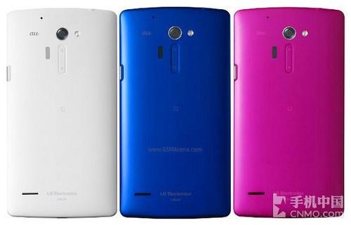 QHD屏精美设计 LG Isai FL正式发布