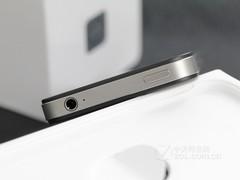 iPhone 4S 黑色 顶部图