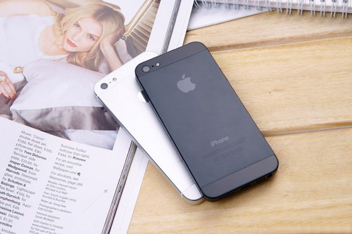 行货iPhone5真情告白 单机震撼价5210元