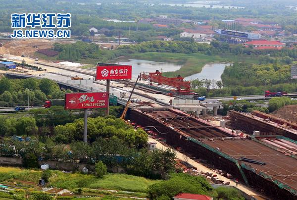 苏州中环快速路北段_沪宁高速苏州新区口7月开通 全长17.86公里(组图)-搜狐滚动