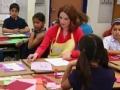 《艾伦秀第11季片花》S11E153 艾丽与小学生互动自罚站墙角