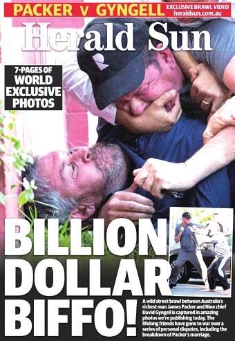 澳亿万富豪双双被罚500元