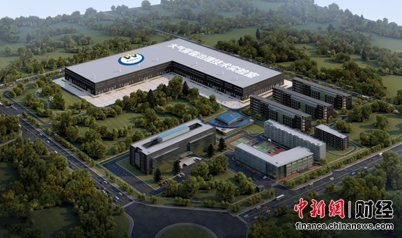 中关村建成全球最大的大气雾霾治理技术实验室