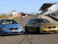 [海外新车]宝马M3 Sedan赛道对决M4Coupe
