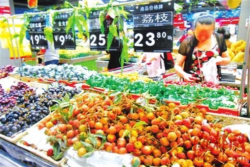 叶菜价格大降 时令水果价高(图)-搜狐滚动
