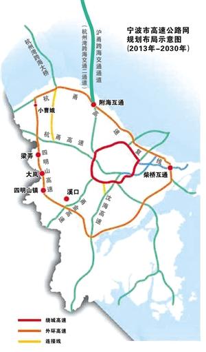 上海宁波拟建新杭州湾大桥 民众质疑重复建设