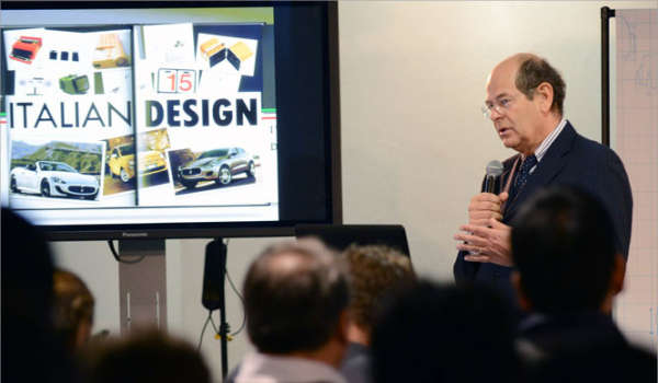 玛莎拉蒂设计中心负责人Ramaciotti先生谈意大利美学与汽车设计