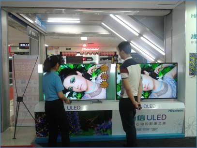OLED电视再起波澜  难挡ULED攻势
