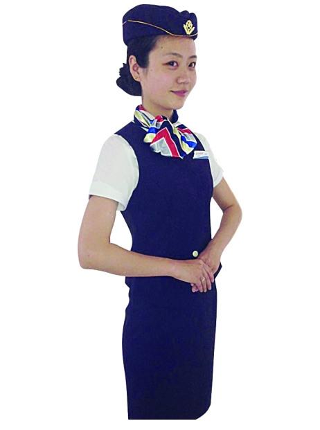 中国江苏网5月16日讯 做空姐,是许多年轻女孩的梦想,对于这样一件