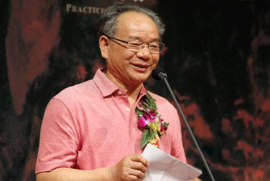 中国美术馆馆长、展览策展人范迪安致开幕词