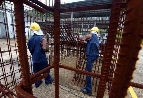 a2b2科目囚��P_香港惩教署为在囚人士开设建造业课程(组图)