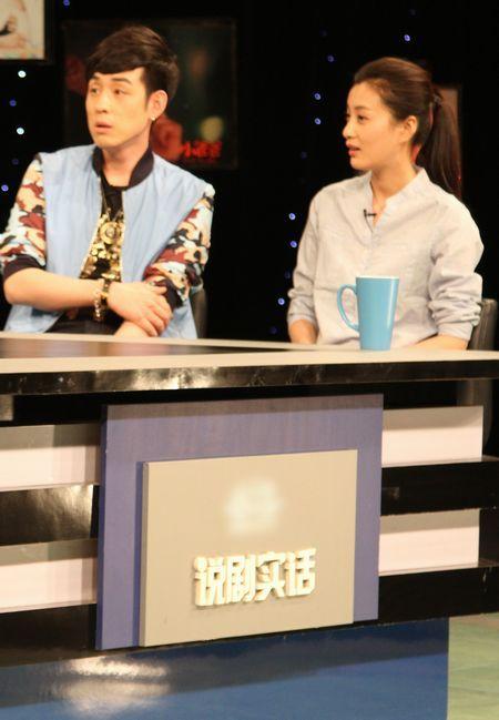徐翠翠做客《说剧实话》 与刘欢重温《小爸爸》