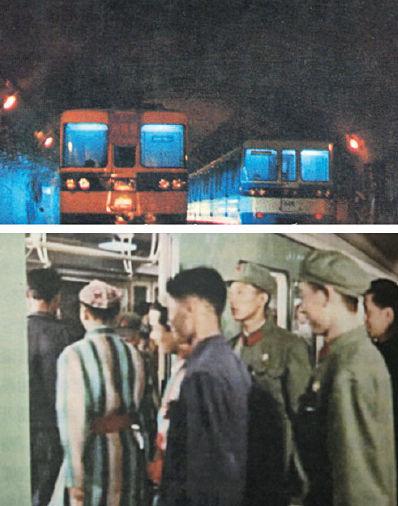 1969年8月15日,古城车辆段又引入50余名内燃、蒸汽机车乘务员。他们互教互学,边学习边操作,不断提高技术水平。图片来源:北京地铁官方微博