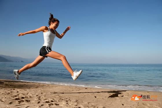 11岁女童要跑遍各大洲马拉松