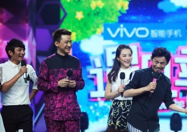 快乐大本营最新一期在线直播:刘璇和老公王弢亲亲不易