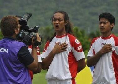 2011年打世界杯预赛的赛鲁阿·佳娅