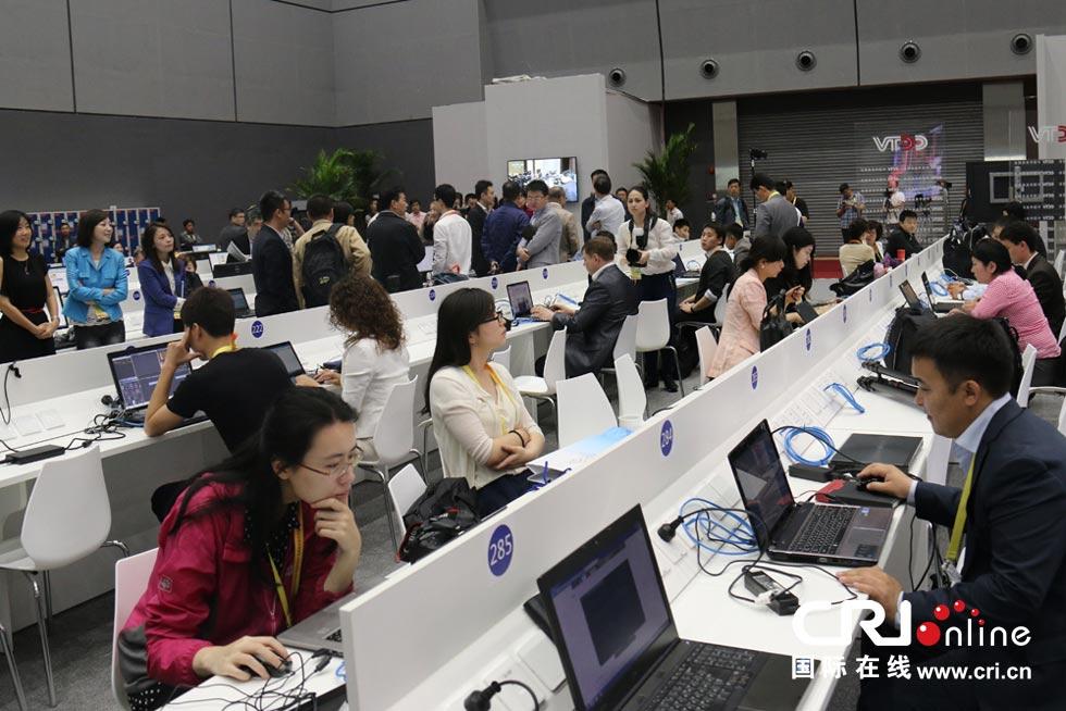 亚信峰会即将召开 国际台直播团队做最后准备