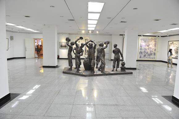 鄂西行·湖北省美术院作品展(组图)图片