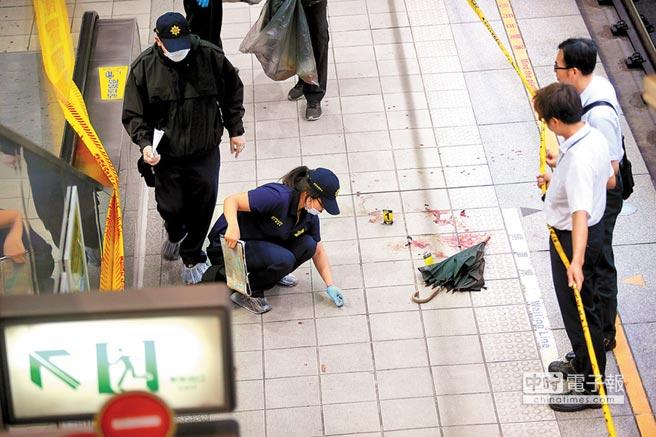 台北地铁砍人案4死24伤:幸存者还原恐怖4分钟