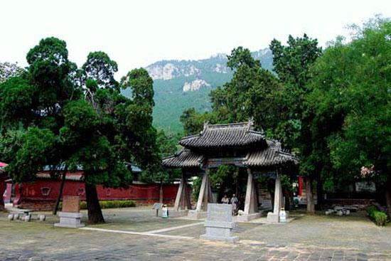五峰山风景区