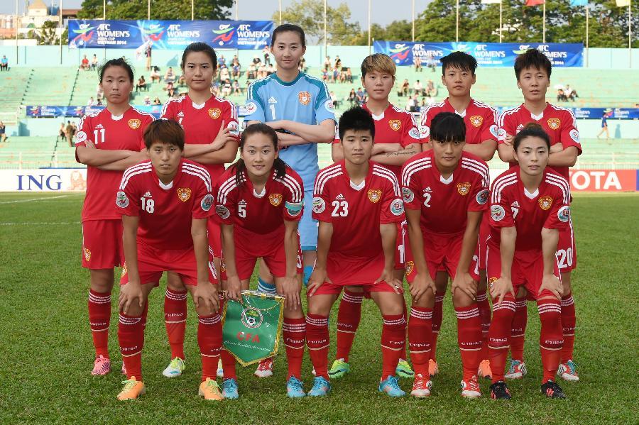 中国足球队vs马里队_(体育)(11)足球——女足亚洲杯:中国队无缘决赛(图)