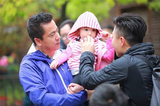 王中磊和李小鹏两人太有爱了